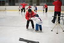 V areálu tachovského zimního stadionu se uskutečnil Týden hokeje.