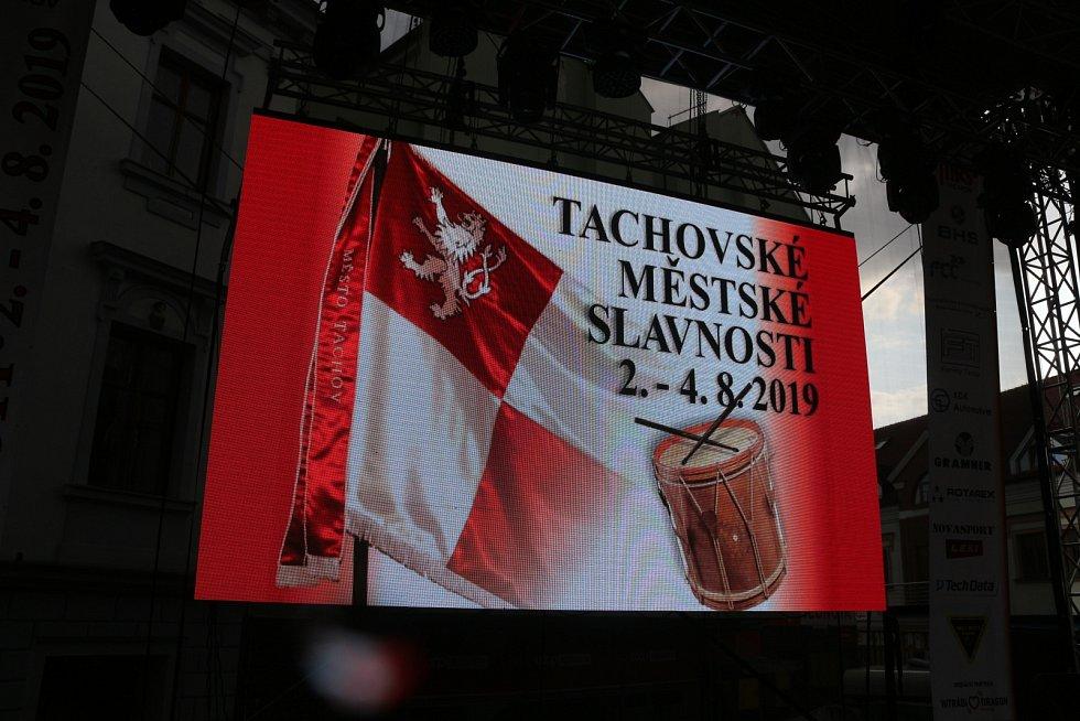 Tachovské městské slavnosti - pátek