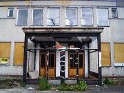 Bývalé výpočetní centrum ve Stříbře