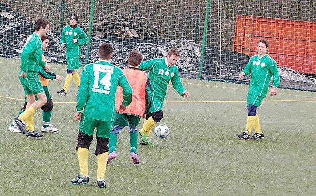Třetí kolo Zimního turnaje FK Tachov