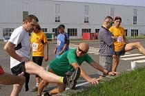 Kermi bylo startem závodu na Ronšperk