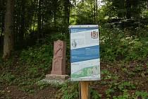 MILNÍK ČASU NA ZLATÉ CESTĚ je věnovaný historii jízdárny a jejímu majiteli knížeti Windischgrätzovi.