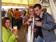 Pivní slavnosti ve Stříbře.