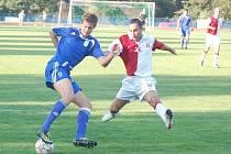 Divizní utkání FK Tachov – Kunice skončilo na městském stadionu bezbrankovou remízou.