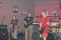 Tachovská kapela The New Morning v současné době natáčí své debutové album.