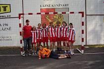 V Lázních Kynžvart se hrál mezinárodní turnaj v házené mladších žaček