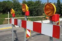 Rekonstrukce silničního mostu ve Stříbře a omezení dopravy.
