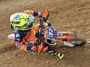 Dominik Kučeřík, stříbrská motokrosová naděje.