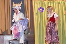 Plzeňské divadlo Pluto přijelo za dětmi na stříbrskou scénu
