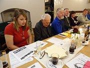 Chovatelé hodnotili uplynulý rok, volili nový výbor a ocenili nejlepší členy.