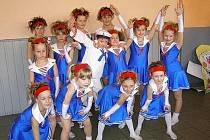 Mistrovství Západočeského kraje v tanci se konalo ve Stříbře