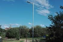 V Kladrubech přibude osm lamp.