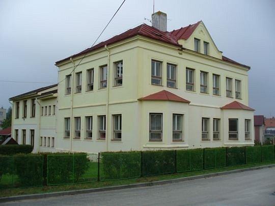 Základní škola v Konstantinových Lázních
