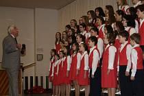 Šestatřicet sbormistrů z celé republiky se zúčastnilo třídenního víkendového semináře v Tachově.