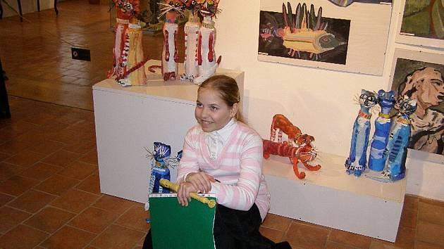 Výstava Ruce v pohybu II.