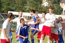 Divize: FK Tachov porazil Táborsko B 1:0 a slaví postup do ČFL.