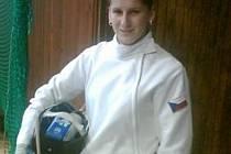 Soňa Müllerová absolvovala závody a soustředění s českou reprezentací