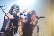 Společně turné kapel Arakain a Dymytry zavítalo do Stříbra