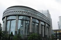 Budova Evropského parlamentu v belgickém Bruselu