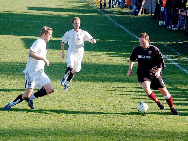 Fotbal– 1. A třída: TJ Rozvadov – Město Zbiroh 4:0.