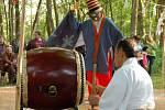 Kněží z Japonska tančili u Olbramova