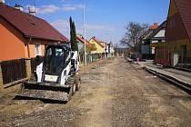 Rekonstrukce Vodičkovy ulice.