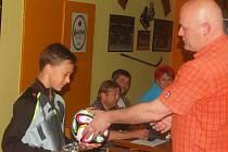 V tachovské sportovní hale se konal aktiv Okresního fotbalového svazu Tachov.