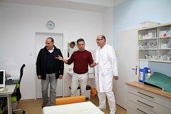 Nová pohotovost pro dospělé v Tachově se přestěhovala do světlejších a důstojnějších prostor.
