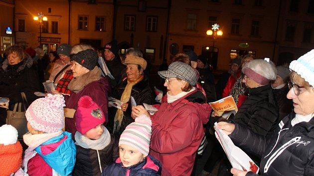 Česko zpívá koledy. Tachovsko 2019