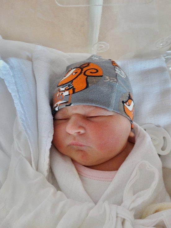 Charlotte Anastázie Samková se narodila 21. ledna v 16:30 mamince Andree a tatínkovi Jindřichovi z Kladrub u Stříbra. Po příchodu na svět v plzeňské FN vážila jejich prvorozená dcerka 3400 gramů a měřila 49 centimetrů.