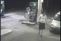 Řidič boural u čeprací stanice v Rozvadově.