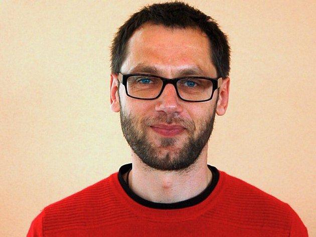 Ředitel občanského sdružení KOTEC, Jiří Hort.