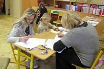 Zápisy do prvního ročníku základních škol ve Stříbře