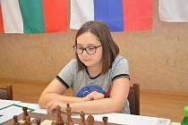 Sibyla Řezníčková skončila na Mistrovství EU mládeže třetí mezi dívkami své věkové kategorie.