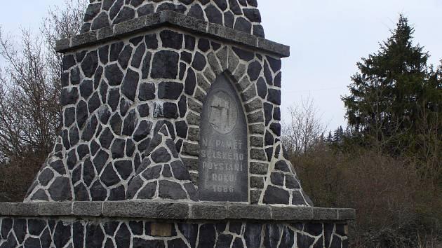 Památník selské vzpoury.