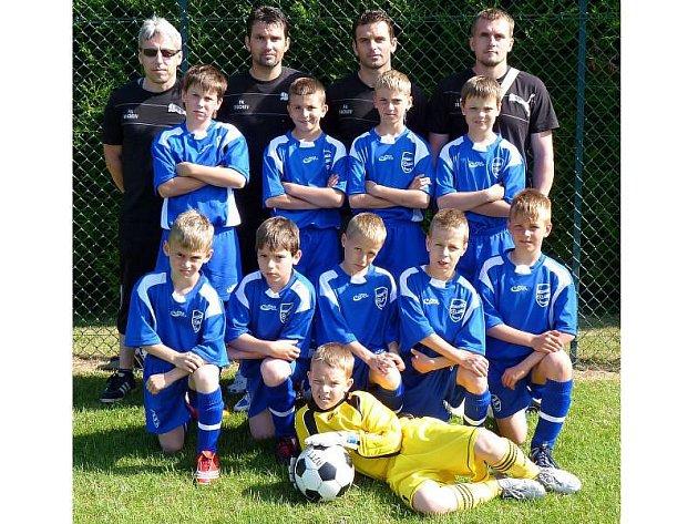 Fotbalová připravka FK Tachov reprezentovala Plzeňský kraj ve francouzském Hordainu