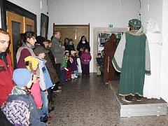 Oživené večerní prohlídky v tachovském muzeu