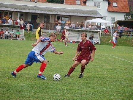 Letní turnaj Sparty Dlouhý Újezd.