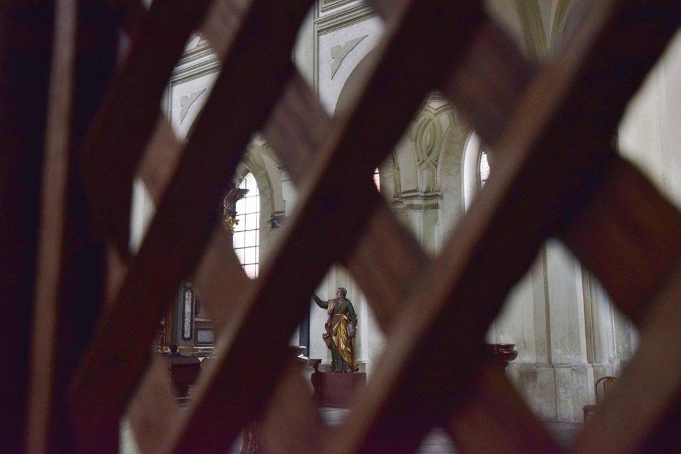 V kladrubském klášteře se chystá Monastýrování.