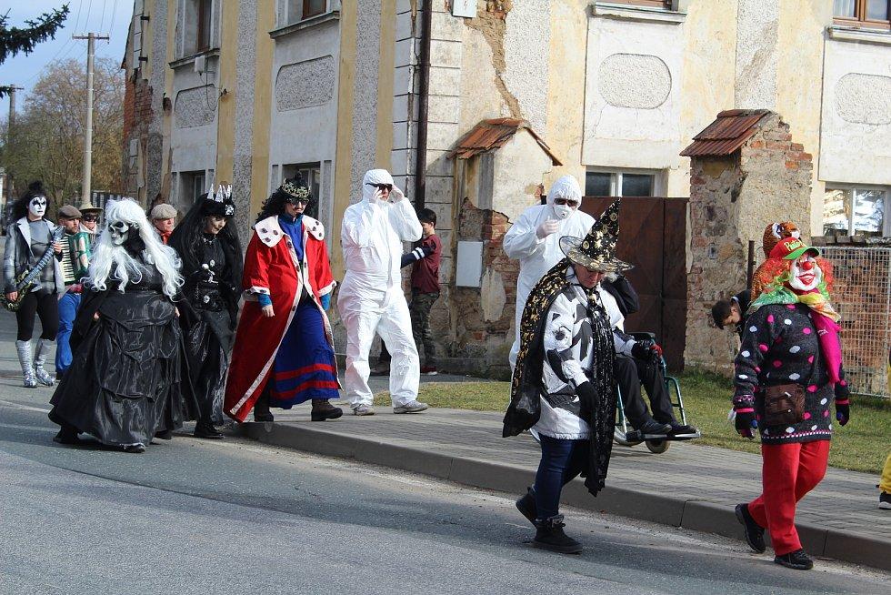 235. masopust v Sulislavi