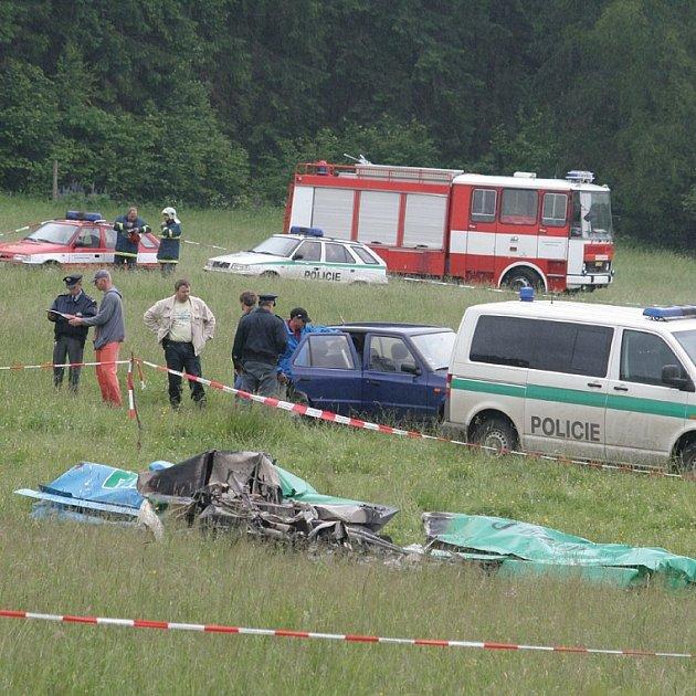 U Nepomuku zemřel letecký nadšenec a místopředseda plzeňského okresního soudu