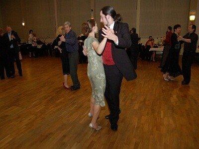 Územní sdružení zahrádkářů pořádalo v sobotu v sále Mže zahrádkářský ples