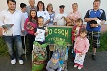 Mladí chovatelé sbírali zkušenosti od starších