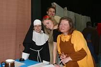 Do Cebivi přijeli zahrát stříbrští ochotníci