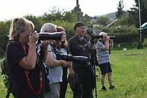 Fotoklub vyrazil na lovy beze zbraní