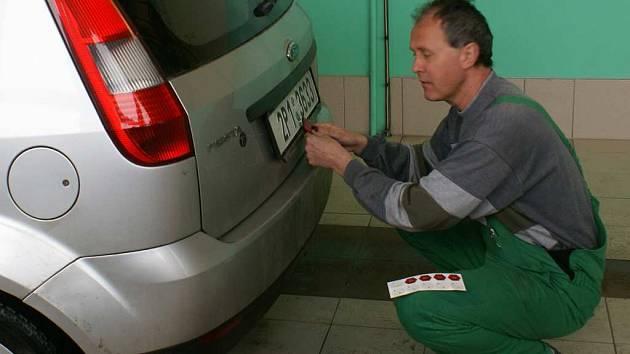 Stanice technické kontroly v Tachově bude zdarma provádět tradiční prohlídky.