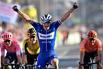 Hurá, zúčastním se Olympijského běhu ve Stříbře! To sice při vítězném spurtu cyklistické klasiky v Harelbeke Zdeněk Štybar nekřičel, ale do rodného Stříbra se vždy rád vrací.