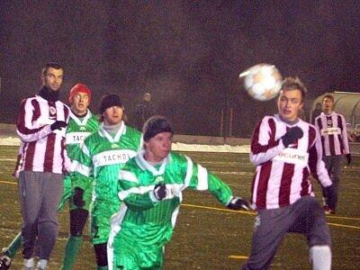 Fotbalová příprava: FK Tachov Sparta Praha U19 3:3 (1:2)