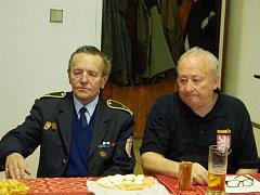 Sobotní setkání tachovských dobrovolných hasičů