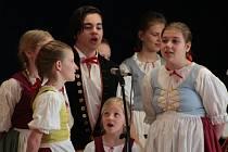 Rozmarýnek zpíval a tančil publiku v Chodové Plané